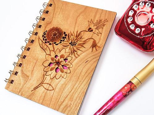 Flowers Address Book