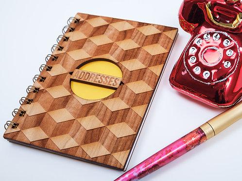 Geometric Address Book