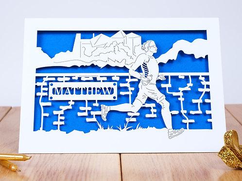 The Runner (Male Version)