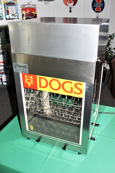 Hot Dog Cooker W/ Warmer