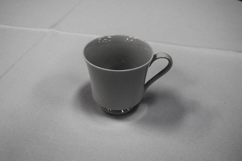 China Tea Cup White