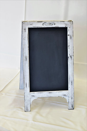 Chalk Board White