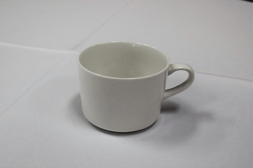 China Coffee Cup White