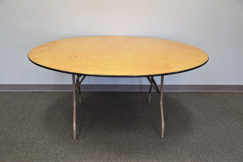 "60"" Round Table (Seats 8)"