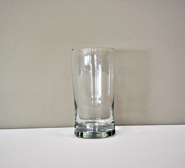 Glass Clear Tumbler 12oz