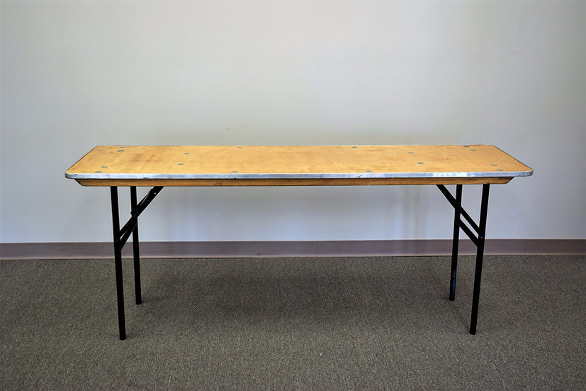 """6'x18"""" Conference Table"""