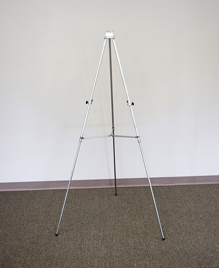 """Easel 34"""" to 64"""" Tall"""