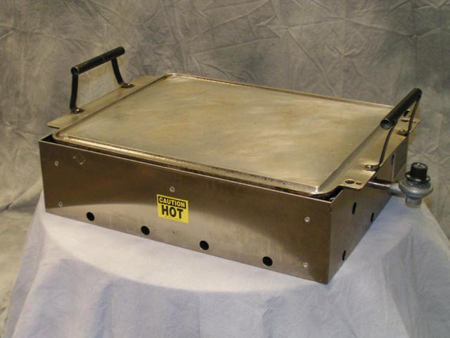 """Griddle Electric 17"""" x 27"""""""