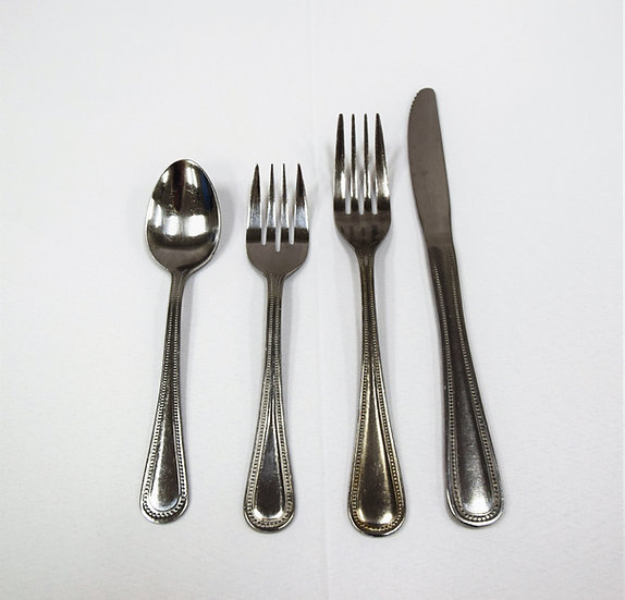 Flatware Salad Fork (Brocade)