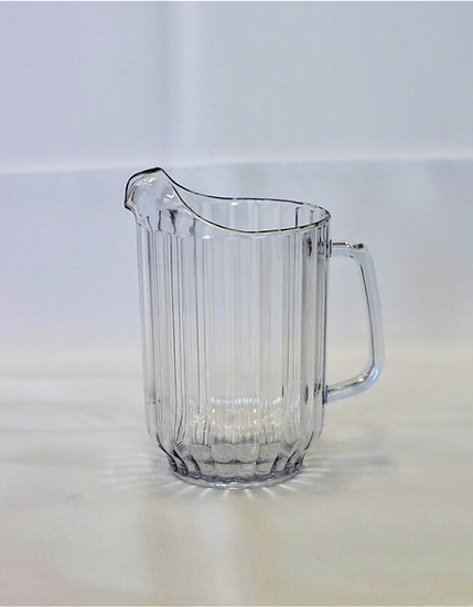 Pitcher Plastic Water