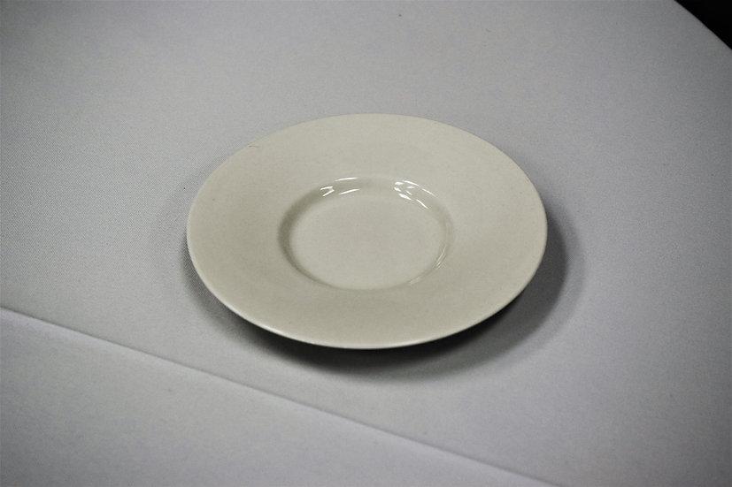 China Saucer White