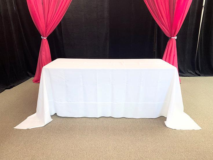 "90"" x 132"" Tablecloth"