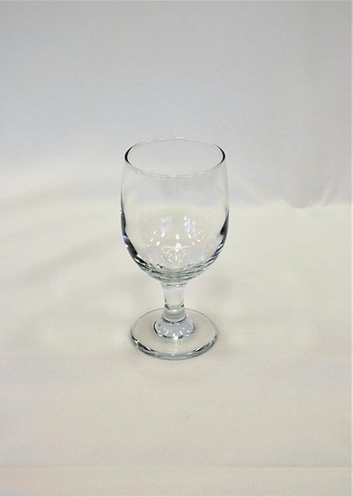 Glass Water Goblet 12oz
