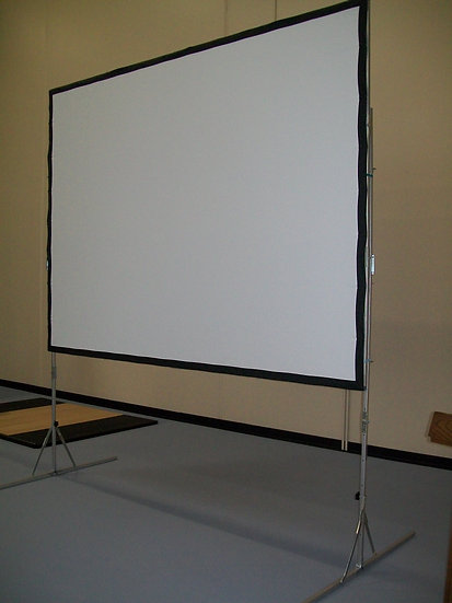 "Movie Screen 86""H x 116""W"