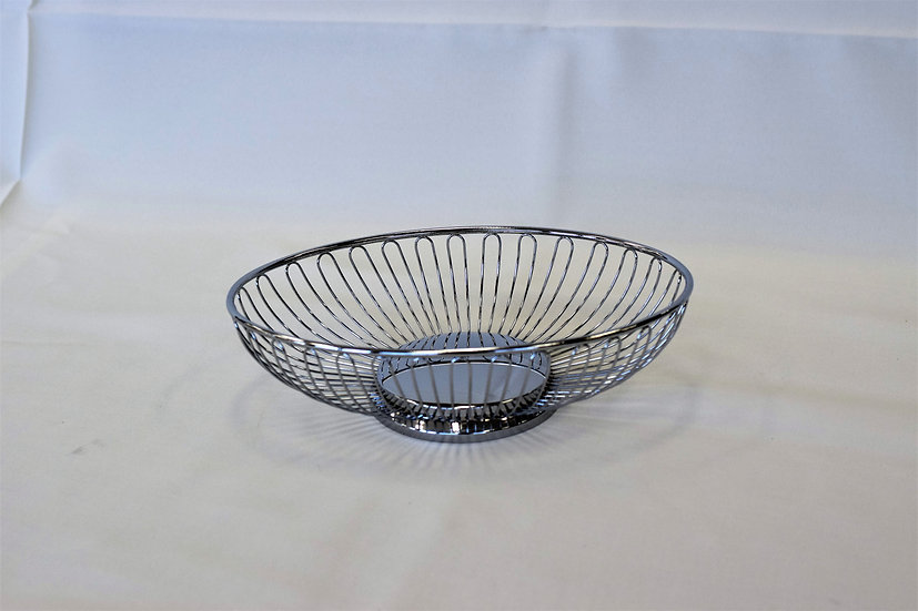 Bread Basket Silver