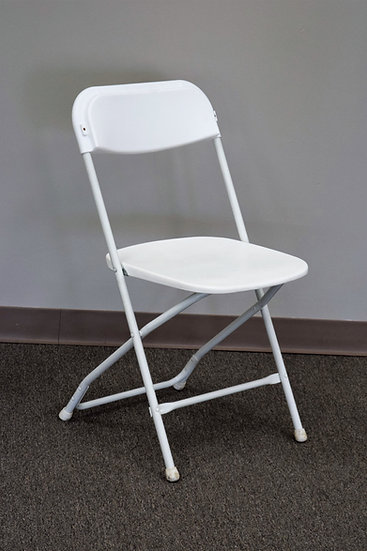 Chair White Folding