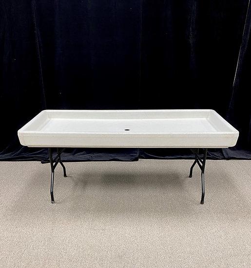 Ice Salad Table (6')