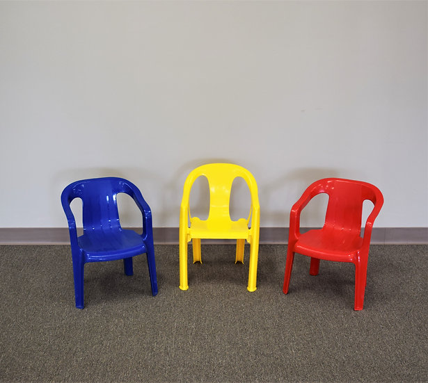 Chair Childrens Stacking Plastic