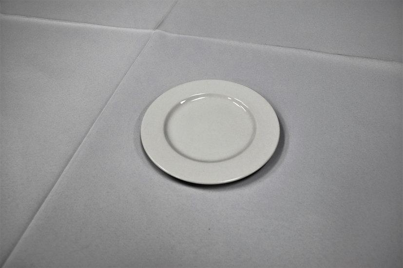 """China Plate 6"""" B&B Plate"""