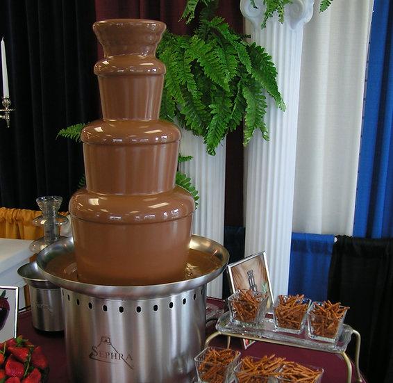 Chocolate Fountain (Lg 200-250)