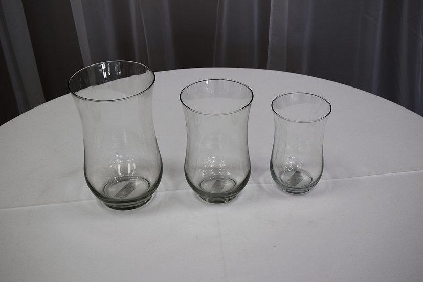 "Vase Hurricane 10.5"""