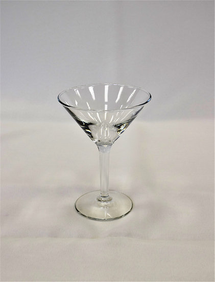 Glass Martini 6oz.