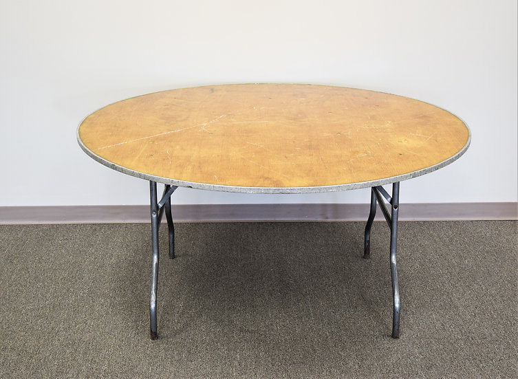 """72"""" Round Table (Seats 10)"""