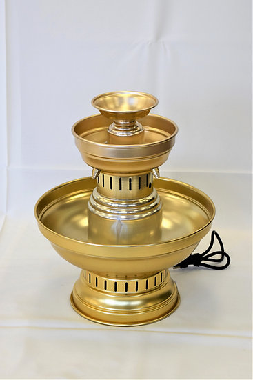 Fountain Bev. 3.5 gal Goldtone