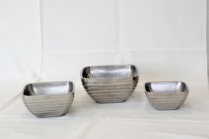 Bowl Stainless Steel 5.2 qt