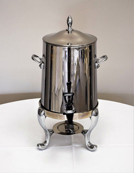 Silver 48 Cup Coffee Urn