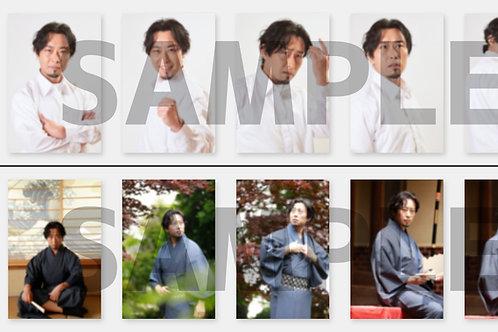リアルファンキー童話『MOMOTARO♂』古賀司照ブロマイドセット
