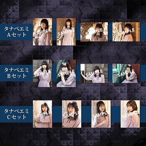『ネット怪談×百物語』シーズン9 タナベエミブロマイドセット