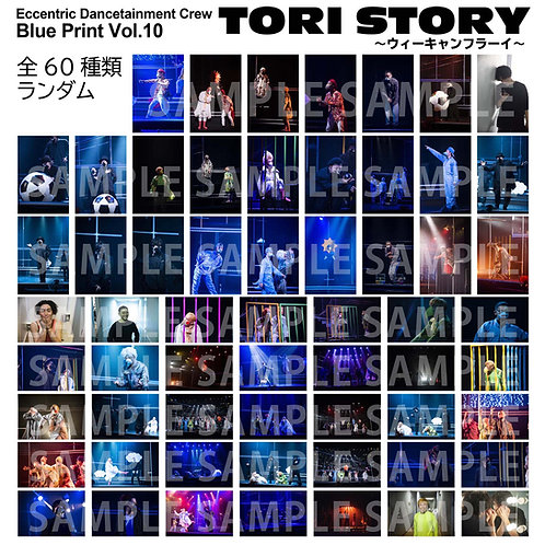 Blue Print 「TORI STORY」ゲネプロ写真(ランダム)