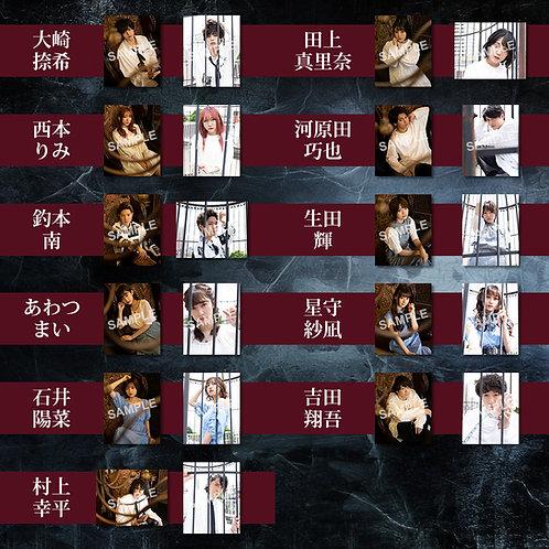 『ネット怪談×百物語』シーズン8 大判ブロマイド