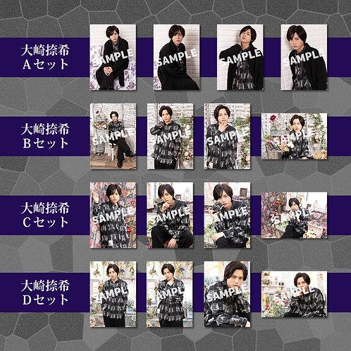 『ネット怪談×百物語』シーズン6大崎捺希ブロマイドセット