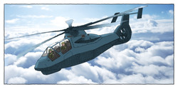 Stealth-Helicopter