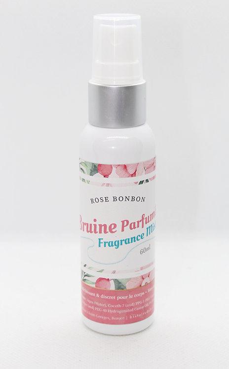 Bruine parfumée Rose Bonbon 60 ml