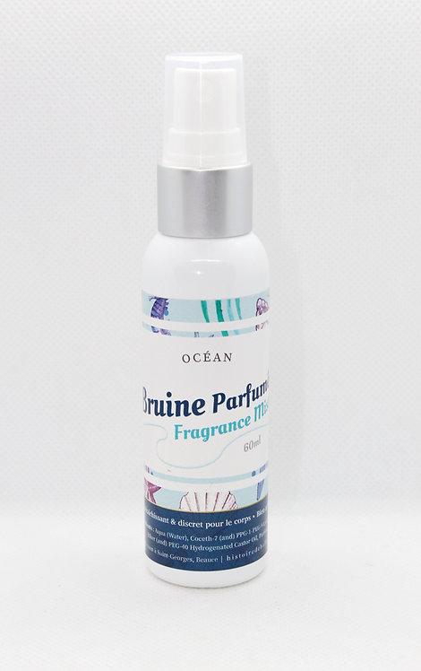Bruine parfumée Océan 60 ml