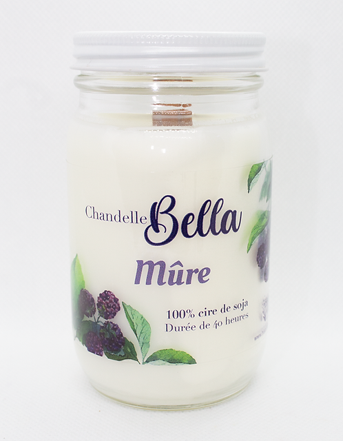 Chandelle collection Bella Mûre