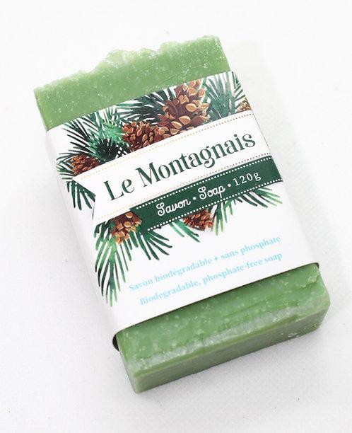 Savon Le Montagnais