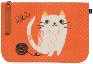 Folio portefeuille Danica collection Meow meow