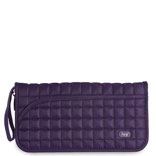 Portefeuille de voyage Lug - Concord purple