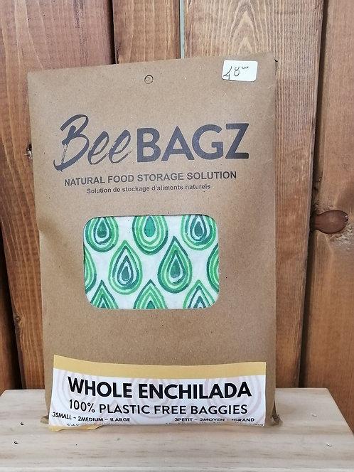 Ensemble de 6 sacs réutilisables