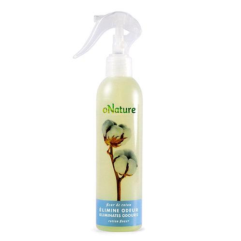Élimine odeurs Fleur de coton - oNature