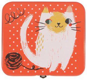 Boite en métal Danica collection Meow meow