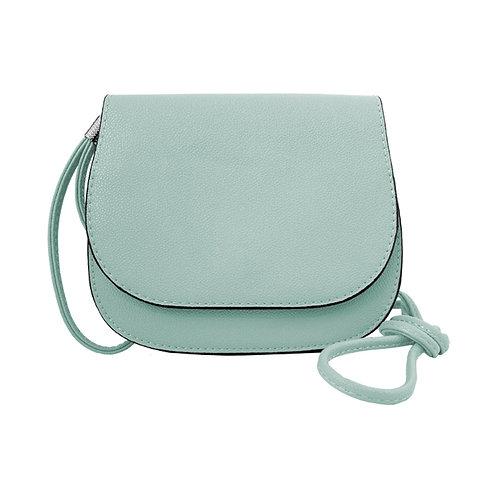 Petit sac à main Caracol - Aqua