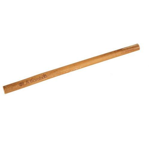 Paille en bambou a l'unité