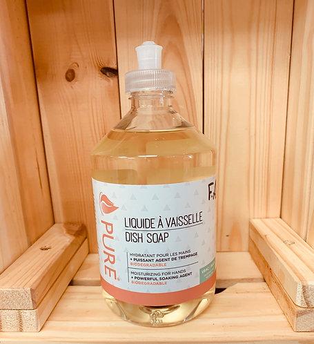 Liquide à vaisselle fleur amandier 500 ml