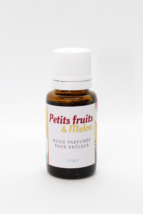 Parfum Aroma-Bulles Petits Fruits Melon