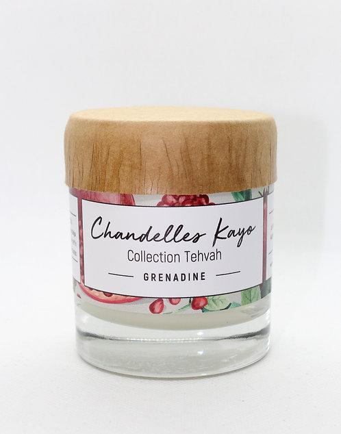 Chandelle Collection Tehvah Grenadine